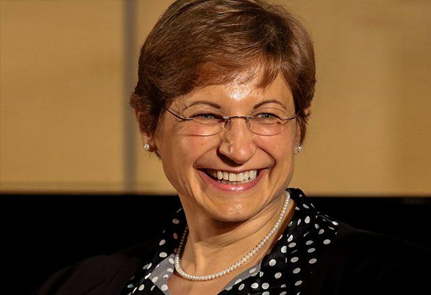 EMBL alumna Elisa Izaurralde.