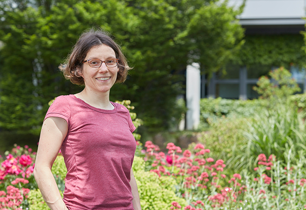 New EMBL group leader Simone Köhler.