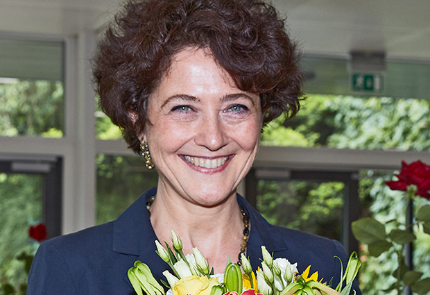 Edith Heard will take up her post as EMBL Director General in January 2019