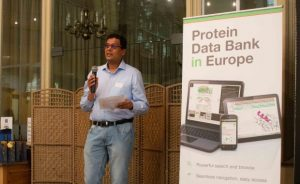 Sameer Velankar - Team leader of Protein Data Bank in Europe