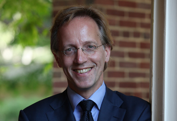 Robbert Dijkgraaf, director of the Institute for Advanced Study in Princeton, US