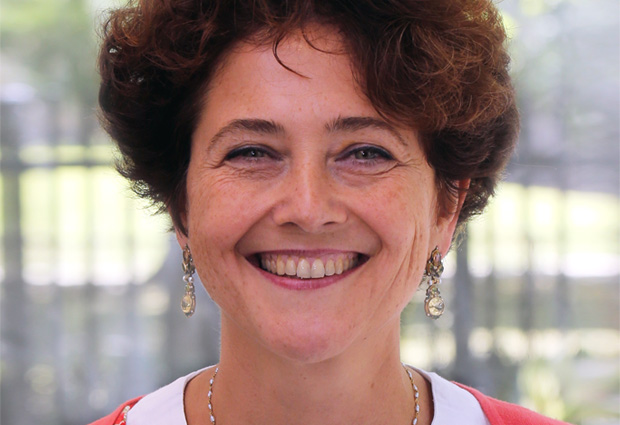 EMBL's new Director General, Edith Heard.