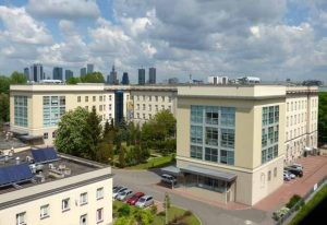 BRAINCITY is an independent unit at the Nencki Institute of Experimental Biology in Warsaw, Poland. PHOTO: Michalj2 (CC BY-SA 4.0)