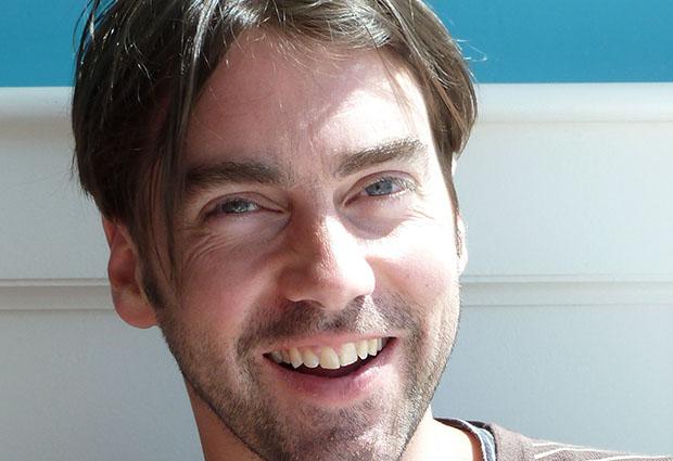 Photo of University of Cambridge professor Tim Lewens