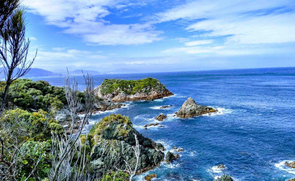 Whenua Hou island