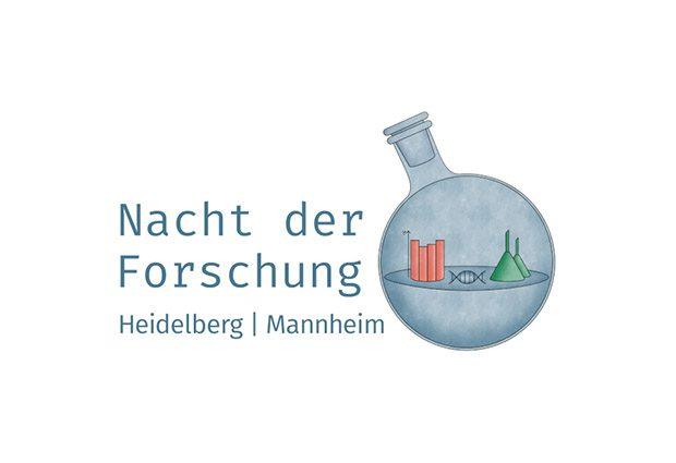 Logo of the Nacht der Forschung.
