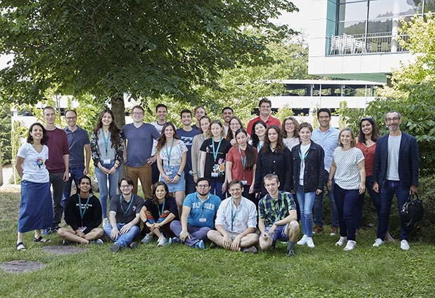 Summer school group 2019