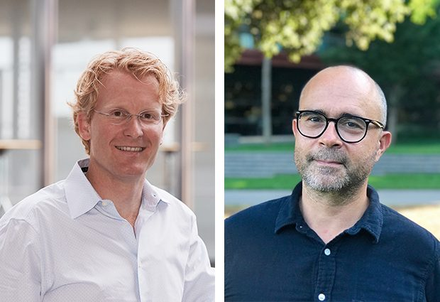 Lars Steinmetz and Georgios Skiniotis