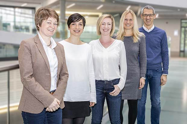 Members of the Euro-BioImaging Bio Hub at EMBL