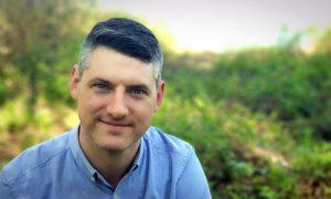 Portrait photo of Brendan Rouse, EMBL's Environmental Officer