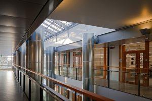 The new Institute for Molecular Medicine Finland (FIMM) in Helsinki.
