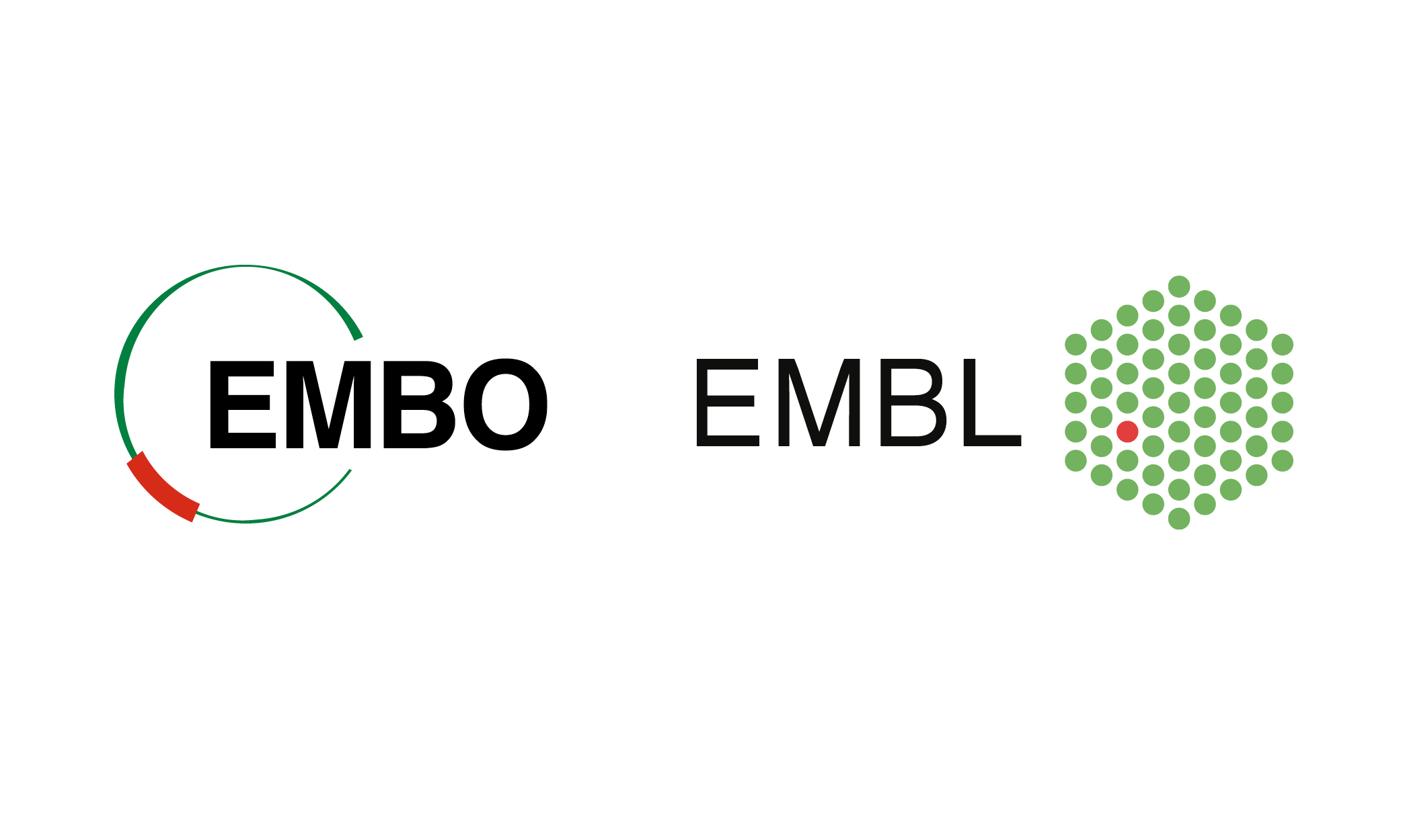 EMBO and EMBL logos.