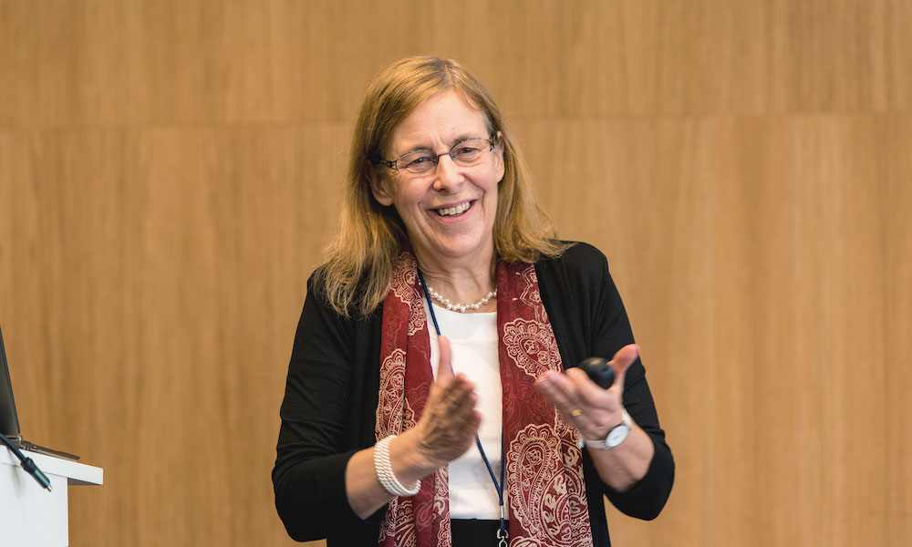 Janet Thornton