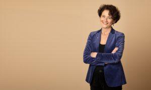 Portrait photo of Edith Heard, EMBL Director General