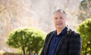 Photo of Peer Bork, Director of EMBL Heidelberg (Scientific Activities), winner of Novozymes Prize 2021