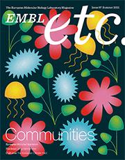 EMBLetc magazine Summer 2021 cover