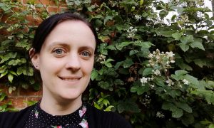 Sarah Dyer Non-Vertebrate Genomics Team Leader